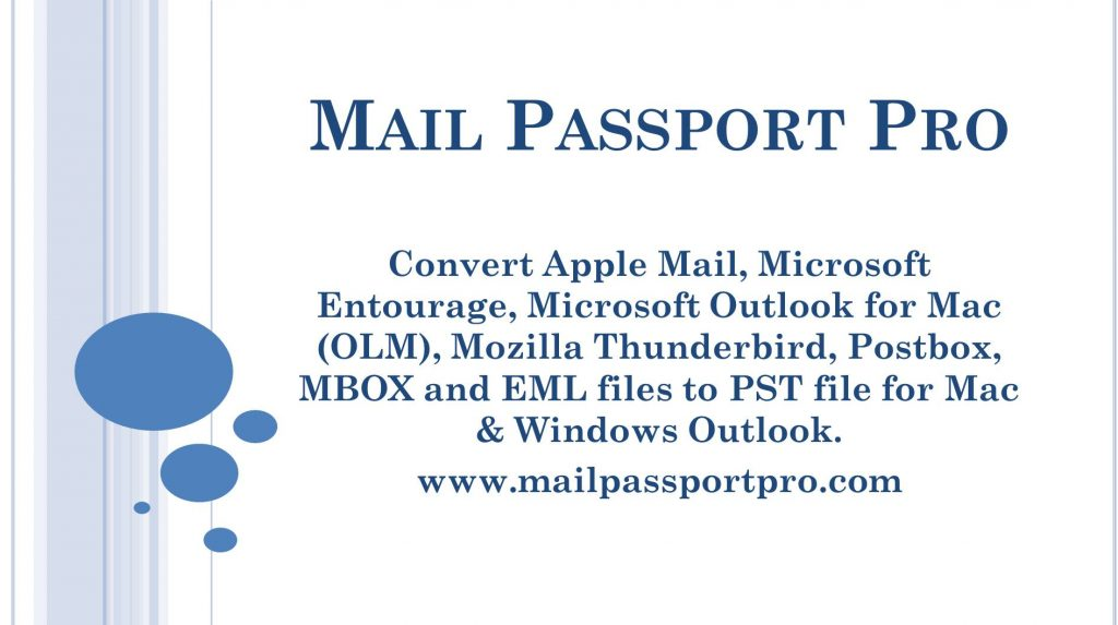 eml to pst conversion
